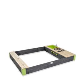 EXIT -  Aksent houten zandbak 200x140cm