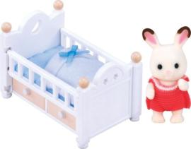Sylvanian Families - Set Baby Chocoladekonijn