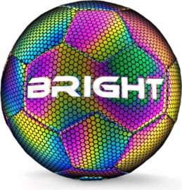 The BRIGHT™ Lichtgevende Voetbal - Maat 5