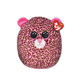 Fidget toy - Squishmallow -  Ty Squish a Boo - Lainey The Leopard - 20 cm