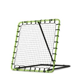 EXIT - Tempo multisport rebounder 120x120cm - groen/zwart