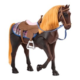 Our Generation Horse Thoroughbred Poseable