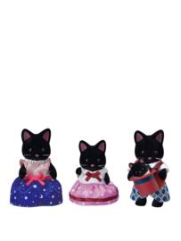 Sylvanian Families - Familie Nacht Kat