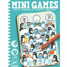 Djeco - Mini Games - Waar ben je?