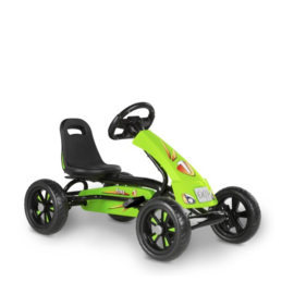 EXIT- Foxy Green Gokart - groen