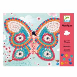 Djeco - Mozaiek - Vlinders