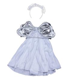 SILVER ANGEL DRESS