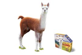 Madd Capp Puzzel - I am Lil lama - 100 stuks