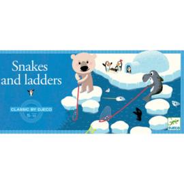 Djeco - Slangen en ladders