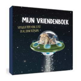 Enfant Terrible - Vriendenboekje - Space