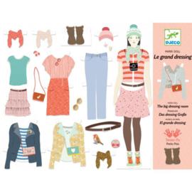 Djeco - Origami - Oh! La mode - Le grand dressing