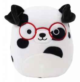 Fidget toy - Squishmallows - Dustin (Dalmatiër) - 19 cm