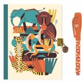 Djeco - Dagboek met magische pen - Owen