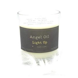 Light Up kaars - Angel Oil