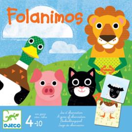 Djeco - kaartspel Folanimos