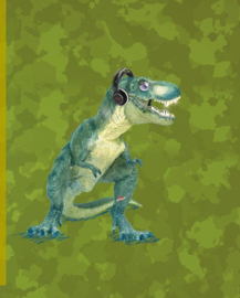 Enfant Terrible - Briefpapier - DJ Dino