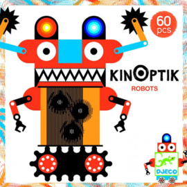 Djeco -  Kinoptik - Robots