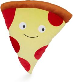 Kussen - Pizza Pepperoni Super Zacht 52 cm Polyester