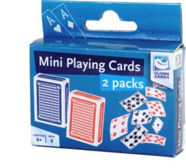 Mini Speelkaarten Set 2