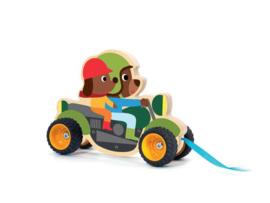 Djeco  - Trekspeeltje -  Terreno Bike