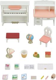 Sylvanian families - Piano en bureauset