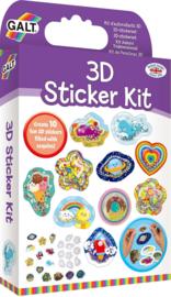 Galt - 3D Sticker Kit