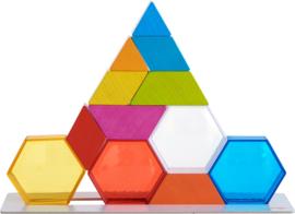 Haba - Stapelspel Kleurenkristallen