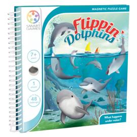SMARTGAMES - Magnetisch reisspel - Flippin' Dolphins