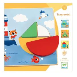 Djeco - Puzzel Tangramini