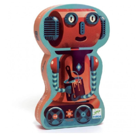 Djeco - Puzzel - Bob de Robot - 36 stuks