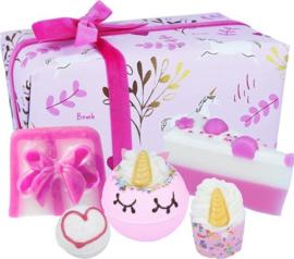 Bruisbal - Unicorn Sparkle  Gift Pack
