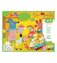 Djeco - Mozaiek Muizen