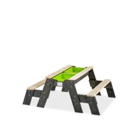EXIT - Aksent zand-, water- en picknicktafel (2 bankjes)