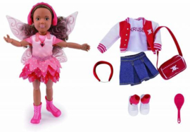 Kruselings - Joy deluxe doll set