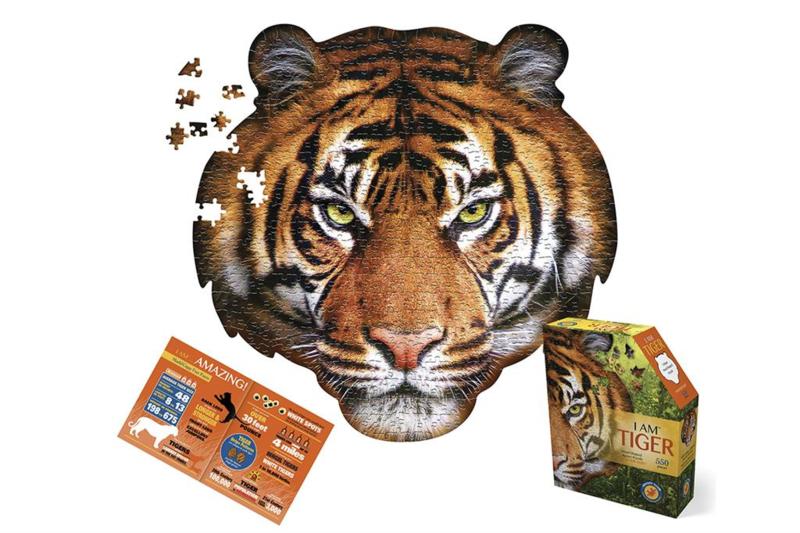 Madd Capp Puzzel - I am Tiger - 550 stuks