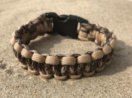 zand camouflage donker