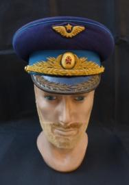 Russische Parade Generaals Luchtmacht