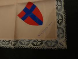 Souvenier doek  Engels legerkorps wo2