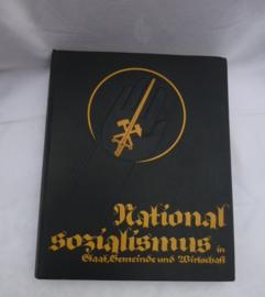 National Sozialismus  in staat Gemeinde und Wirtschaft