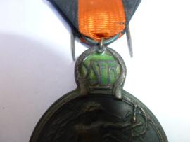 Yser medaille 17 oct. 1914