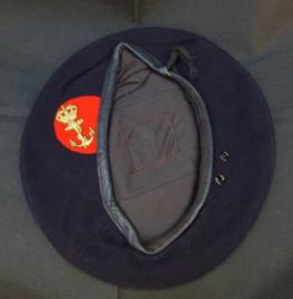 Mariniers baret  40-50er jaren