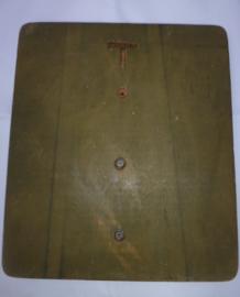 Uniek wandschild CDML -groot formaat - 1951