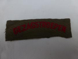 Naambandje Gezagstroepen  1945-1946