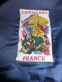 Groene baret 1e regiment Cavalerie