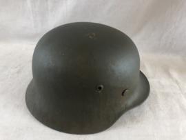 Duitse M40 helm wo2