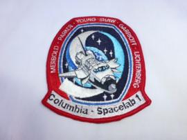 Embleem Columbia  Spacelab 1
