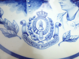 Koninklijke Marechaussee bord