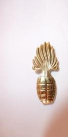 Brevet Handgranaatwerper in goud