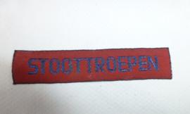 Naambandje Stoottroepen