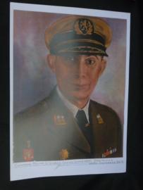 Print Generaal Majoor 7 december divisie